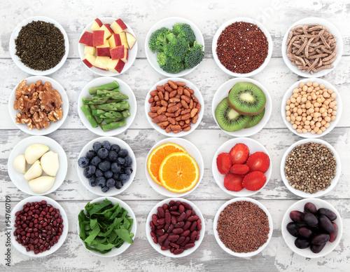 Fototapety, obrazy: Super Food