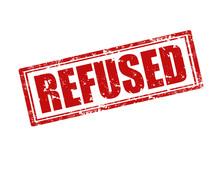 Refused-stamp