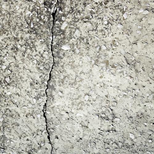 Fototapeta beton   pekniecie-betonowego-muru