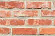 Rote Ziegelmauer