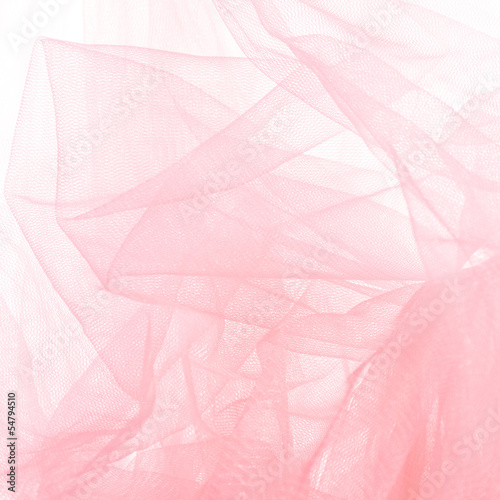 Fotografie, Obraz Abstract soft chiffon texture background