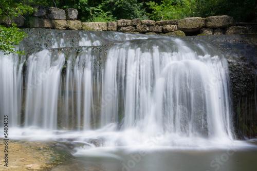 Fototapeten Wasserfalle cascades