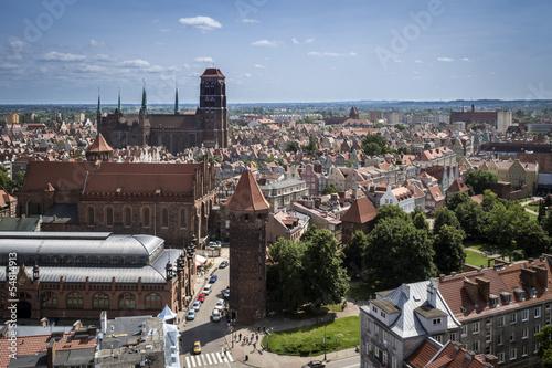 panorama-miasta-gdanska-w-tricach