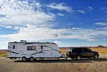 RV Trailer Journey