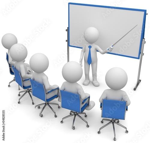 Fotografia  Szkolenie w zakresie nauczania