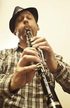The Clarinet Man
