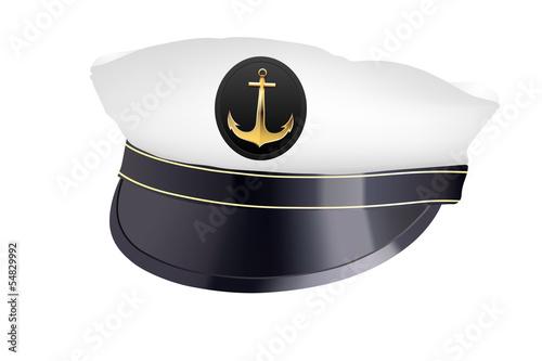 Fotografía  captain hat