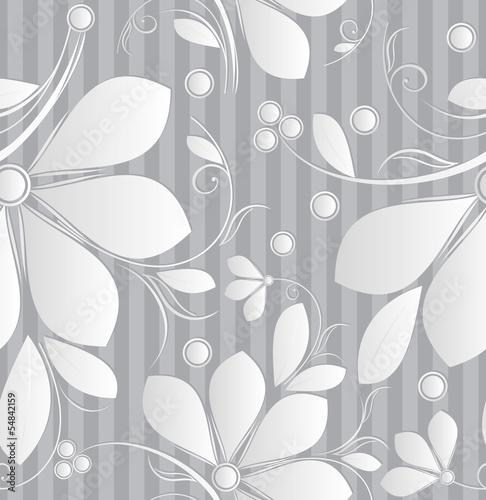 kwiatowa-srebrna-bezszwowa-tapeta