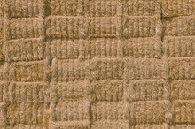 Straw Bale Stack Texture