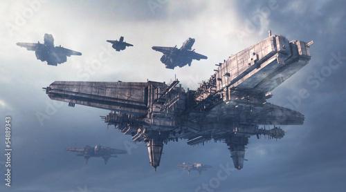 Fotografía 3d UFO