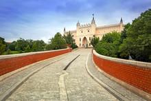 Medieval Royal Castle In Lubli...