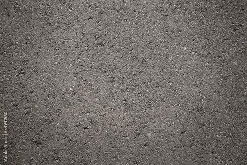 Poster Betonbehang Asphalt, concrete texture