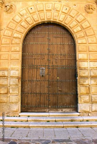 szczegol-drzwi-przy-caceres-hiszpania