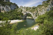Vallon Pont D'Arc, A Natural B...