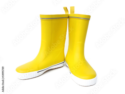 Fotografía  yellow boots