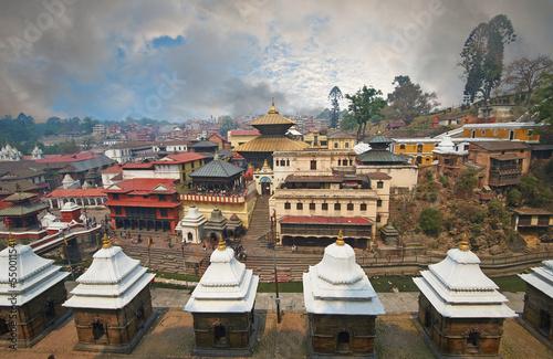 Papiers peints Népal Pashupatinath