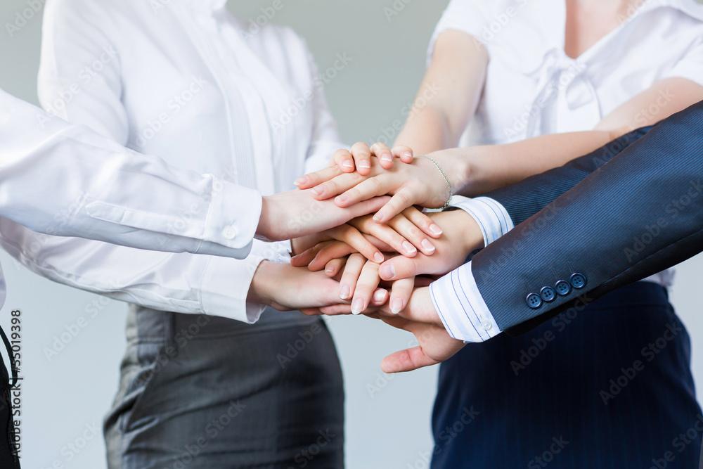 Fototapeta Business team