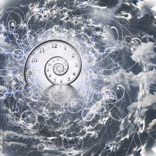 Fizyka czasu i kwantowa