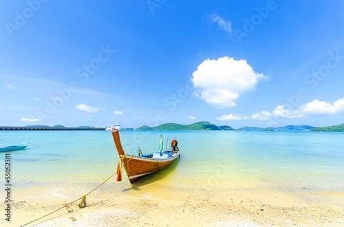 Fotografie, Obraz  a boat