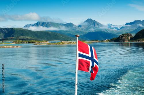 Fotografie, Obraz  travel in Norway