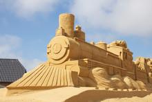 Sondervig DK - Sand Sculpture Festival 2013