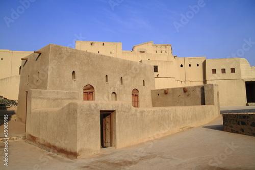 Fotobehang Midden Oosten Bahla Fort