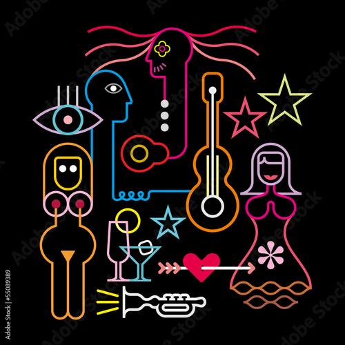 streszczenie-neon