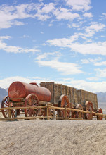20 Mule Team Borax Wagons 1