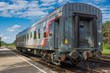 Железнодорожный вагон