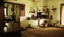 Photo Of Rustic Wooden Interior