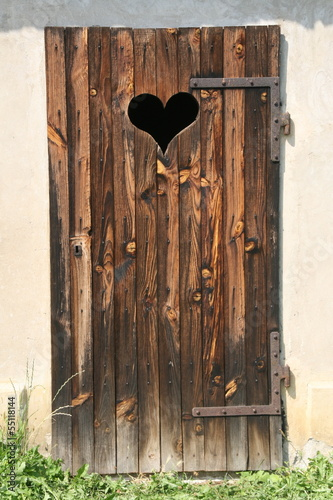 Fototapeta drzwi   drewniane-drzwi