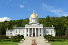 Vermont State House, Montpelie...