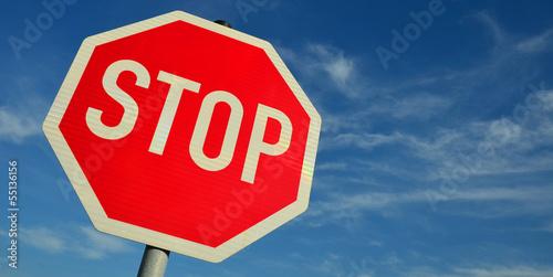 Fotografie, Obraz  stop