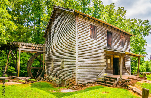 Photo  Hagood Mill Historic Site in south carolina
