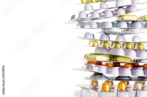 Fotografia  Medikamente Textfreiraum