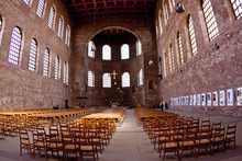 The Basilica Of Constantine