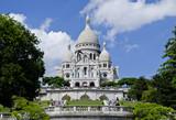 Fototapeta Paryż - Sacre Coeur Basilica – Paris