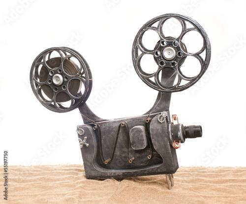 Foto op Plexiglas Retro Cinema