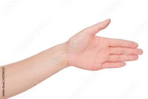 Photo Human hand