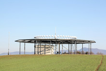 D-VOR (VHF Omnidirectional Radio Range) Ground Station
