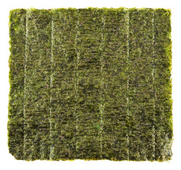 Panel Szklany Sushi Nori edible seaweed sheet