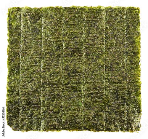 Nori edible seaweed sheet - 55204164