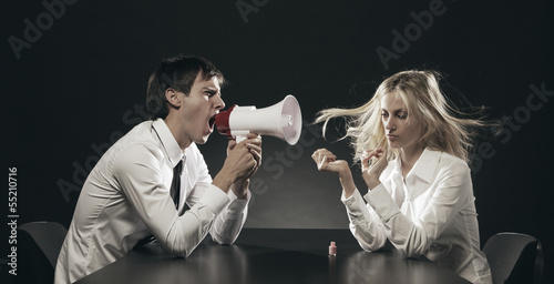Listen!!! Fototapet