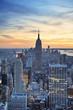 Empire State Building closeup