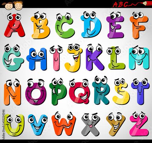 wielkie-litery-alfabetu-kreskowka-ilustracja