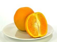 Orange And Slice