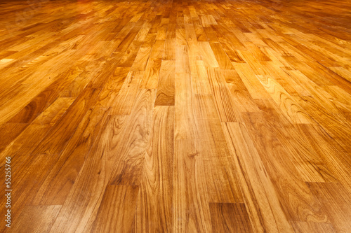 Fotografia parquet floor wood texture background