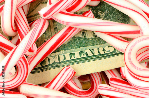 Fotografie, Obraz  Christmas Money