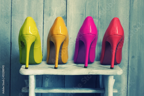 Fotografia  Colours