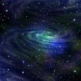 Przestrzeń kosmiczna - ilustracja